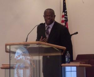 Pastor Leroy E. Ricks, Sr