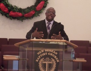 Founder/Senior Pastor Leroy E. Ricks, Sr
