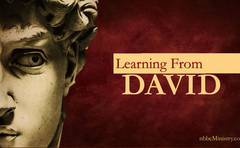 Pulpit Points – Learning From David